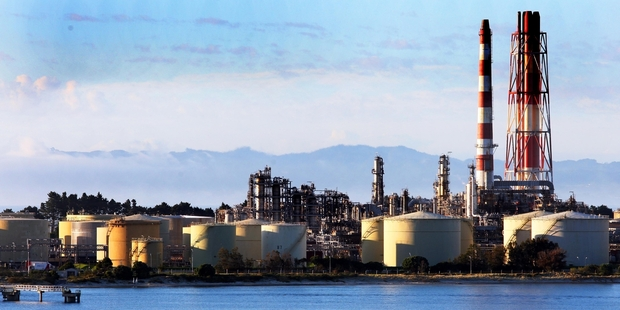 Refining NZ, which operates the Marsden Pt Oil Refinery, has posted a $151 million profit for 2015.