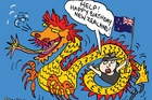 If we're not careful, our major population centre is about to lose a national day to foreign dragon puppets. Illustration / Bromhead
