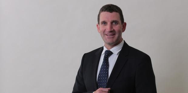 APN CEO Ciaran Davis.