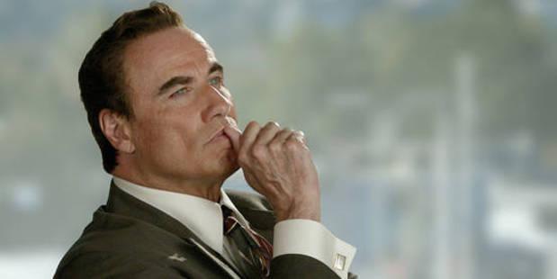 John Travolta in American Crime Story: The People v OJ Simpson.