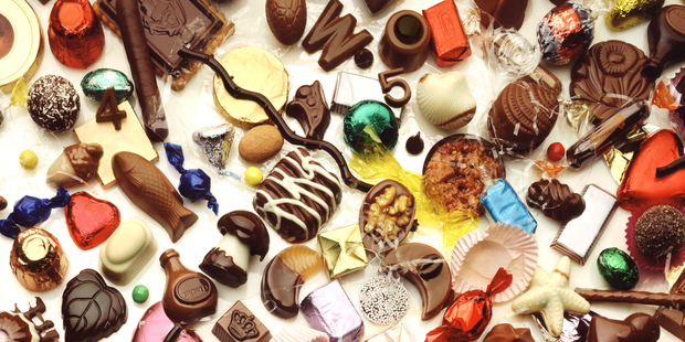 Eating more chocolate is associated with significantly better performance on cognitive tests. Photo / Getty