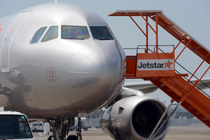 Jetstar has apologised for the cancellation, which left passengers stranded in Queenstown. Photo / Getty Images