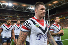 Sydney Roosters star Shaun Kenny-Dowall is in court facing a variety of domestic assault charges against his former partner Jessica Peris. Photo/Getty