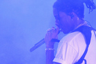 A$AP Rocky's Auckland concert was more of a rave-rap riot than classic hip-hop show. Photo/Getty