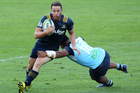 Ben Smith will spearhead the Highlanders' attack during their season-opener against the Blues. Photo / Getty