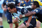 Zac Guildford has already featured for the Waratahs during the pre-season. Photo / Getty