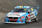 Scott McLaughlin drives the #33 Wilson Security Volvo during a V8 Supercars test day. Photo / Getty Images