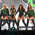 Little Mix perform on stage. Photo / Getty Images