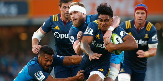 The challenge for the Highlanders as they defend their crown will be coming to terms with their favourite status. Photo/Getty.
