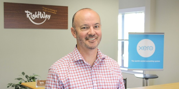 Greg Sheehan, CEO and executive director of RightWay.