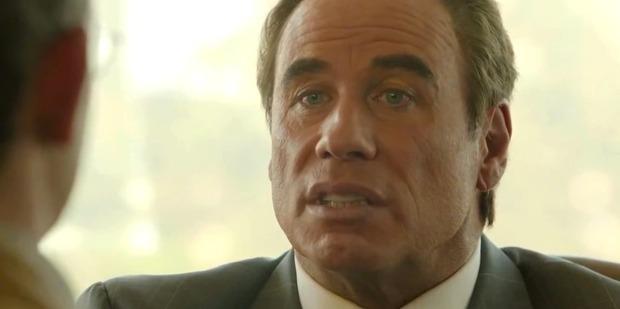 John Travolta plays OJ Simpson's lawyer Robert Shapiro in American Crime Story: The People v. OJ Simpson.