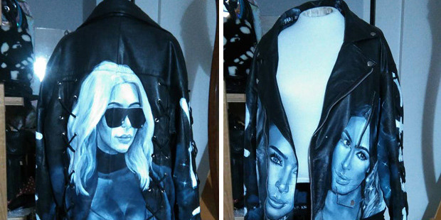 The creation of the jacket had to be kept a secret. Photo / Supplied