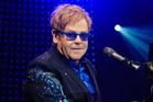 Musician Sir Elton John. Photo / WireImage