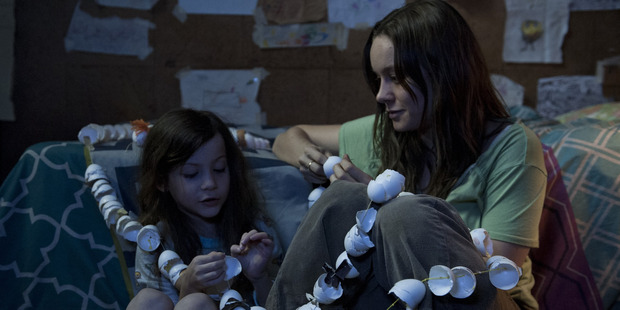 A scene from Room starring Brie Larson.