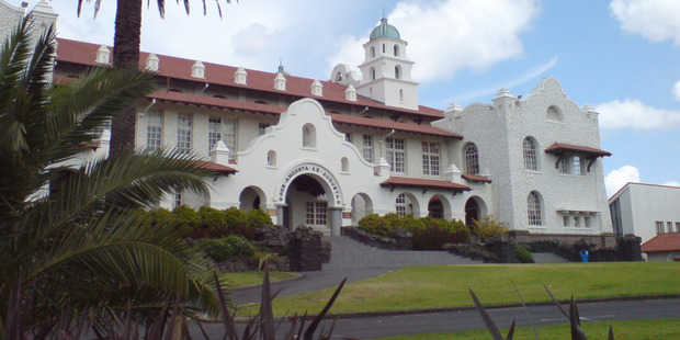 Auckland Grammar has been asking parents for $50. Photo / File