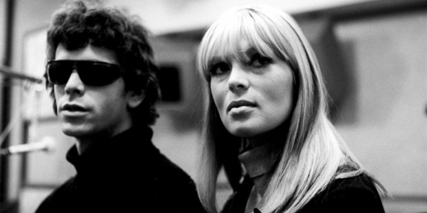 Her aesthetic inspiration was Nico (R) from the Velvet Underground. Photo / Supplied
