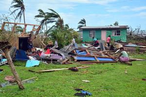 Malakai Waqanimaravu has been unable to speak to his family living in Lautoka on the western side of Fiji's largest island Viti Levu.