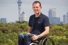 Paul Crake, who was paralysed in a cycling accident, has set up a company which helps disabled people to drive again.