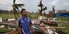 Watch: Cyclone Winston 'took away the house'