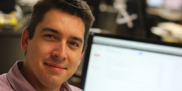 Chris Hails warns that Android users are particularly at risk of cyber crime.
