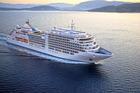 The Silver Spirit cruise ship.