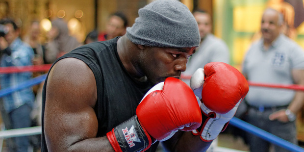 Carlos Takam's defeat actually showed his strengths in the ring.