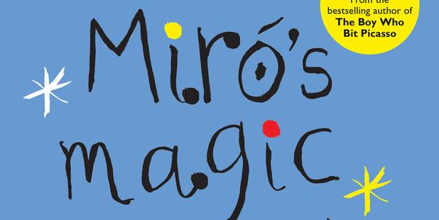 Miro's Magic Animals by Antony Penrose.