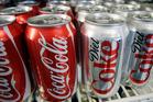 Coca-Cola Amatil's underlying net profit is up. Photo / AP