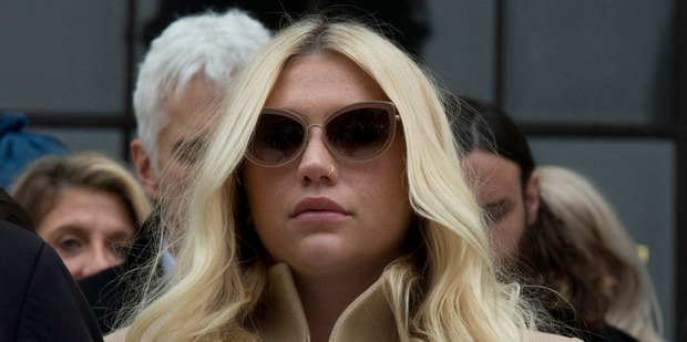 Kesha is fighting to wrest her career away from a hitmaker she says drugged, sexually abused her. Photo / AP