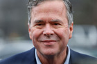 In a classy and dignified speech, Jeb Bush announced, after his poor finish in South Carolina, that he would suspend his campaign. Photo / AP