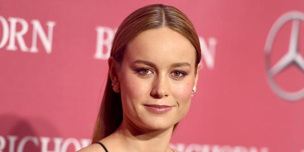 Actress Brie Larson. Photo / AP