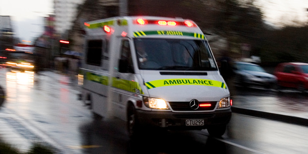 St John chief executive Peter Bradley says the service needs millions of dollars in funding and hundreds of new ambulance staff to end single-crewing. Photo / Richard Robinson