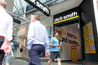So long Dick Smith - all of the company's stores across New Zealand and Australia will close over the next eight weeks. Photo / Michael Craig.