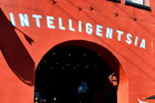 Exterior image of coffee shop Intelligentsia in Los Angeles. Photo / Babiche Martens.