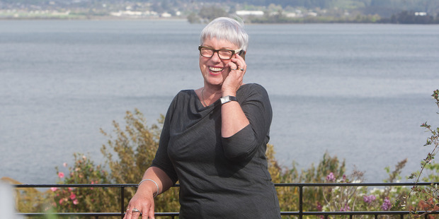 Steve Chadwick will launch her mayoral campaign tomorrow.  Photo/File