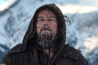 Leonardo Dicaprio as explorer Hugh Glass in the film The Revenant.