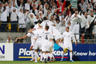 World Cup playoffs could become a thing of the past for the All Whites. Photo / Mark Mitchell