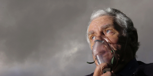 Respiratory issues are on the rise in Wairarapa. PHOTO/FILE