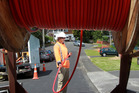 The new changes to consent would mean the wait time for installation will be halved for most people wanting to connect to ultra-fast broadband. Photo / NZME