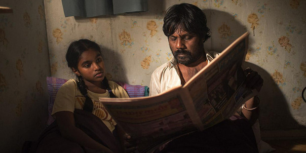 A scene from the film, Dheepan.