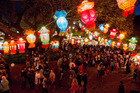 People flock to the annual Lantern festival. Photo / File, Steven McNicholl