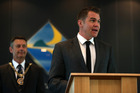 Councillor Matt Cowley.