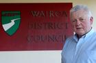 Wairoa District Council Mayor Craig Little.