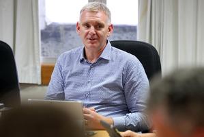 Napier City Council chief executive Wayne Jack.