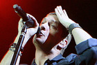Matchbox 20 lead singer Rob Thomas. Photo / Wayne Drought