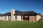 A Stonewood Homes- built house in Carterton.
