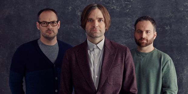 Death Cab For Cutie's new look line-up are playing in Auckland Feb 23.