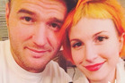 Chad Gilbert and Hayley Williams have gotten married after being together for six years. Photo / Instagram