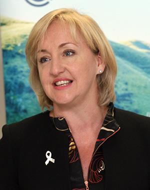 Communications Minister Amy Adams.