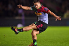 Ben Botica kicked 20 points in the weekend. Photo / Getty